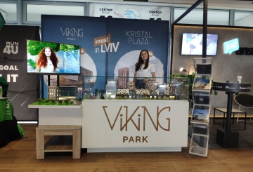 Viking Park на IT Arena 2019