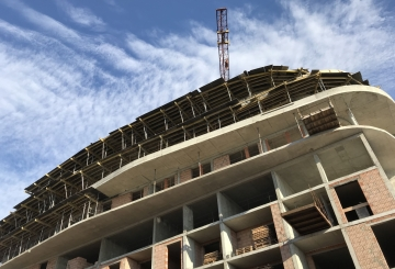 Фотозвіт з будівництва (січень)