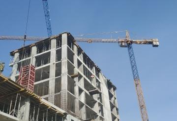 Фотозвіт з будівництва (березень)