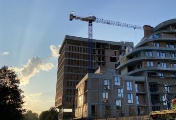 Фотозвіт з будівництва (вересень)