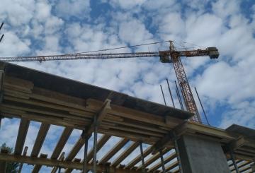 Фотозвіт з будівництва (липень)